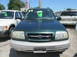 Common 1999 Suzuki Grand Vitara 4dr JLX 4WD SUV In Dundalk MD  #KN77