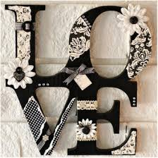 hciu u0027s favorite d i y crafts from pinterest wooden letters