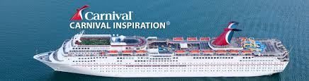 carnival inspiration cruise ship 2017 and 2018 carnival