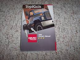 1992 gmc topkick c series c4500 c5500 c6500 c7500 medium truck