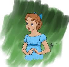 wendy darling peter pan whatiamnot deviantart