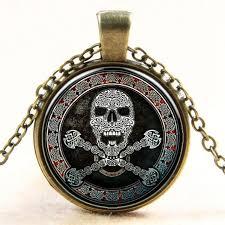 Amazing Skull - amazing skull necklace badassfactory