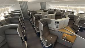 Turkish Air Comfort Class Top 10 Best Airlines For Longhaul Business Class The Luxury