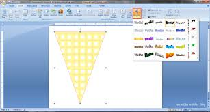 word 2013 clipart how to make a bunting banner in word with clip tips and tricks