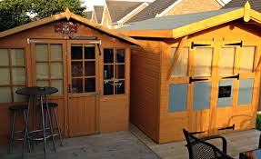 pub sheds backyard pubs cool material