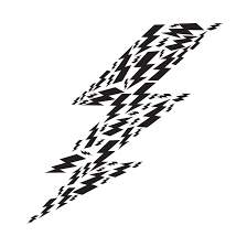 lightning bolt coloring lightning bolt coloring
