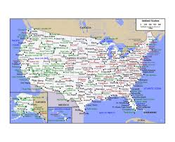 Political Map Of Canada by Maps Of The Usa The United States Of America Political