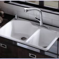 Kohler Kitchen Sinks Hole Single Basin Kitchen Sink Undermount - Kohler corner kitchen sink