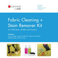 Stain Remover For Upholstery Crypton For Clek Fabric Cleaning Stain Remover Kit U2013 Shopclek Us