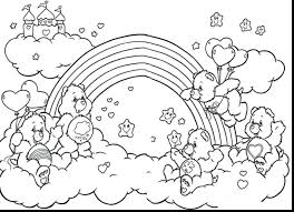 care bears coloring printables pages printable baby magnificent