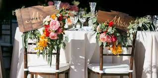 and groom chair wedding wednesday groom chairs flirty fleurs the