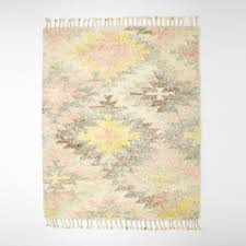 west elm rug ashik wool rug multi west elm au