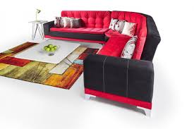 Wohnzimmer Schwarz Grau Rot Wandgestaltung Wohnzimmer Rotes Sofa Graffiti Wohnzimmer