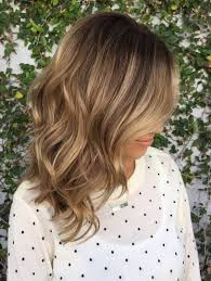 wispy hairstyles for medium length hair balayage highlights ideas hair world magazine