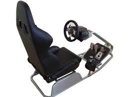 amazon com gtr simulator gts model with adjustable racing seat