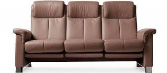3 Seater Recliner Sofa Stressless High Back 3 Seater Recliner Sofa 3 Seater