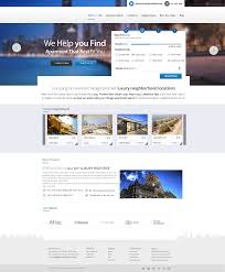 free finders websites travel booking website psd template psd