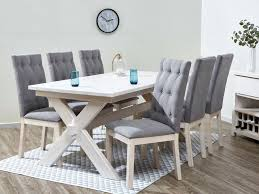white wash dining room table white washed wood dining table contemporary white washed dining