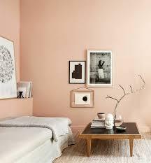 couleurs des murs pour chambre la couleur saumon les tendances chez les couleurs d intérieur en