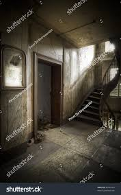 creepy basement stairs interior design
