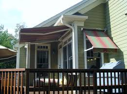 Patio Door Awnings Gallery Of Residential Awnings Asheville Nc Air Vent Exteriors