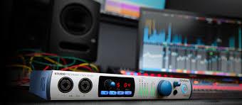 Studio System by Studio 192 Mobile Presonus