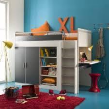 bureau enfant gain de place lit combine enfant lit surelevé lit compact lit mezzanie enfant