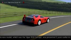 Dodge Viper New Model - dodge viper gts r concept u002700 youtube