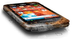android phone samsung samsung galaxy xcover rugged android phone announced