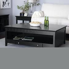 Black L Tables For Living Room Square Black Coffee Table Storage Living Room Tables Square Black