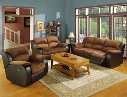 reclining sofa and loveseat set bonded leather sofa sets