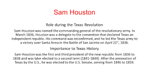 sam houston early life birthdate u2013 march 2 nd 1793 birthplace