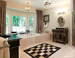 corner shower rods chic and curtain design affordable bathroom how