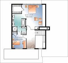 D D Floor Plans 4 Bedrm 3198 Sq Ft Contemporary House Plan 126 1012
