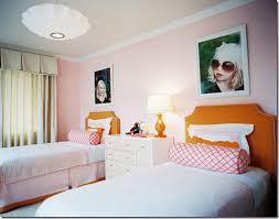 Pink And Orange Bedroom Pink And Orange Girls Designer Bedrooms Simplified Bee