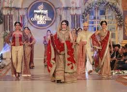 New Pakistani Bridal Dresses Collection 2017 Dresses Khazana Blog Latest Pakistani Bridal Dresses 2017 In Pakistan