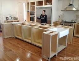 how to build a small kitchen island fantaisie diy kitchen island ideas with seating charming for small