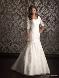 modest wedding dresses with 3 4 sleeves lace wedding dress 3 4 sleeve fashion dresses