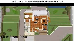 floor plan software free 3d software for house design easy building house plan youtube
