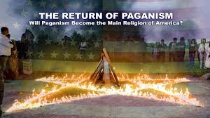 the return of paganism will paganism become the religion of