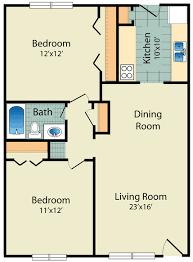 floor plans colonial parc apartments