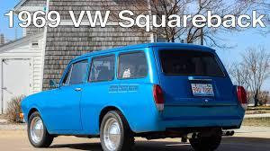 volkswagen squareback blue 1970 vw squareback type 3 3500 daily driver youtube