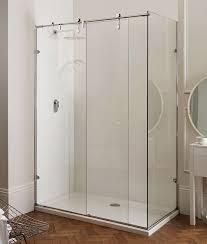 Shower Sliding Door Toulon Corner Shower Sliding Door Enclosure