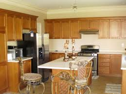 Best Colors For Kitchens With Oak Cabinets Download Kitchen Color Ideas With Oak Cabinets