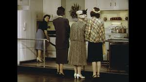 1930s Kitchen 1930s Fashion Three Women And A Kitchen Glamourdaze