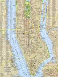 map of manhattan maps of new york posters at allposters