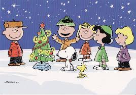 peanut christmas tree brown christmas tree wallpaper