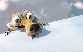ice age characters names wallpaper