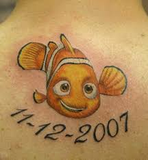 nemo tattoo by twyliteskyz on deviantart