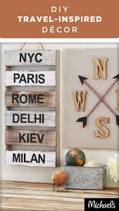 best 25 michael store ideas that you will like on pinterest display your wanderlust with travel inspired decor highlight the cities that you ve